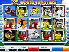 Top Trumps World Cup Stars - Electracade