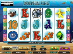 Dolphin King - CryptoLogic