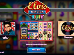 Elvis the King Lives - William Hill Interactive