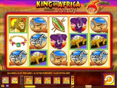 King of Africa - William Hill Interactive