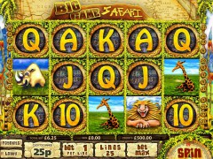 Big Game Safari - MultiSlot