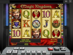 Magic Kingdom игровые автоматы avtomatyigrovye77.com Greentube 1/5